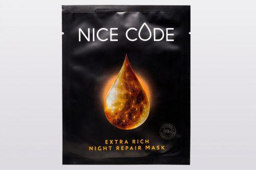 Nice Code (Тканевые маски для лица)